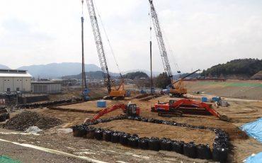 排水機場整備工事